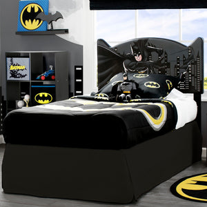 DC Comics Batman Upholstered Headboard