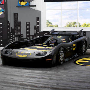 DC Comics Batmobile (Batman) Twin Bed