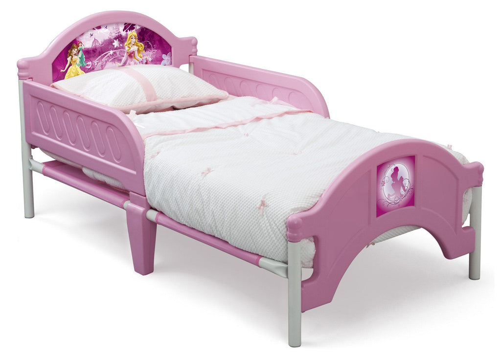 Princess Plastic Toddler Bed