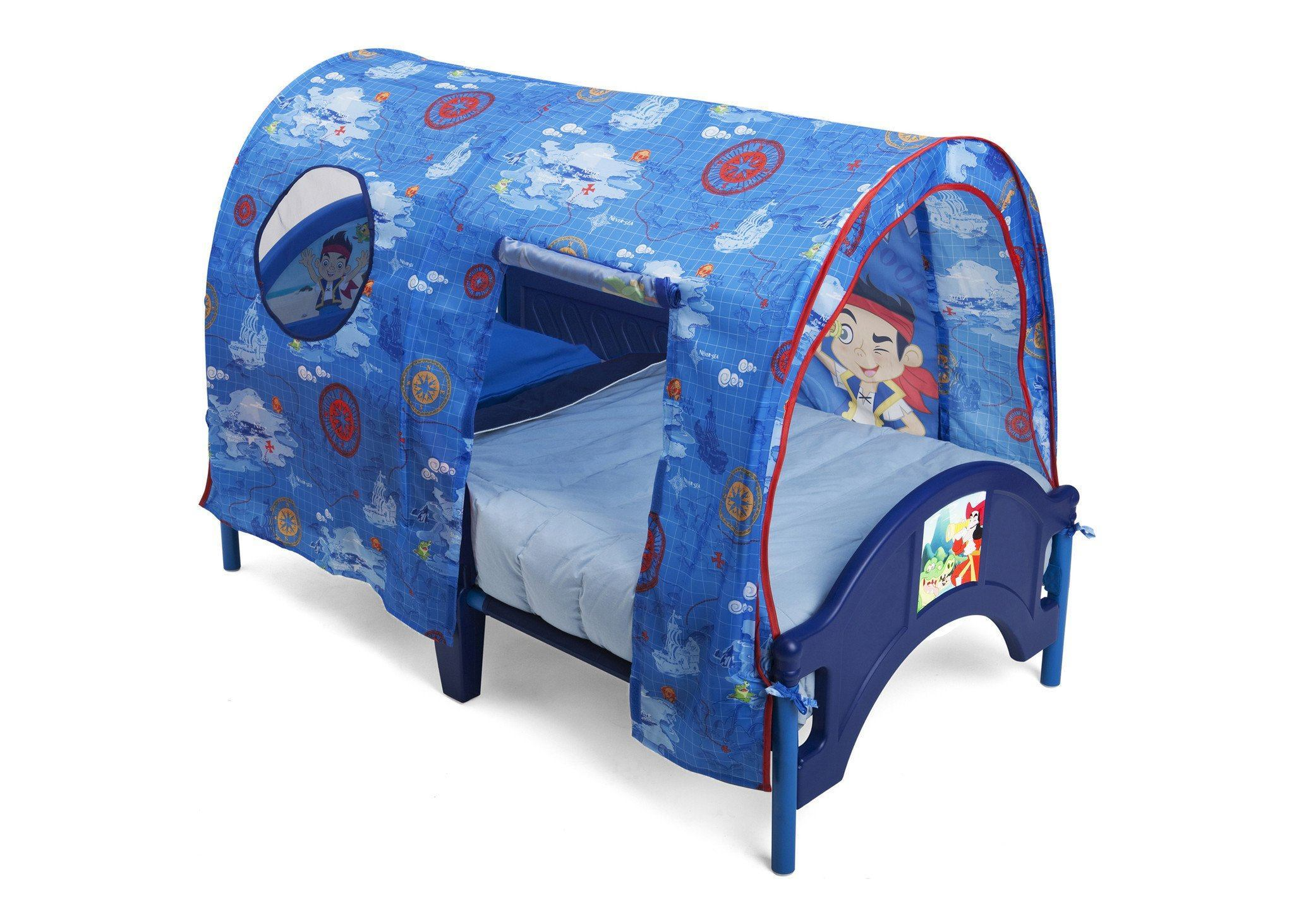 Delta Children Jake and the Neverland Pirates Tent Bed, Right View Style 1 a1a