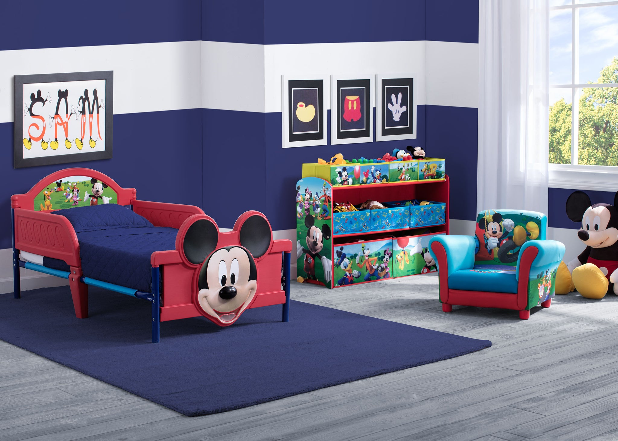 Mickey Mouse (1051) BB87187MM-1051