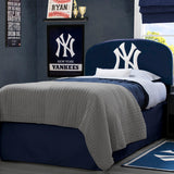 Delta Children Yankees (1230) Upholstered Twin Headboard (BB9813NYY), Hangtag a1a