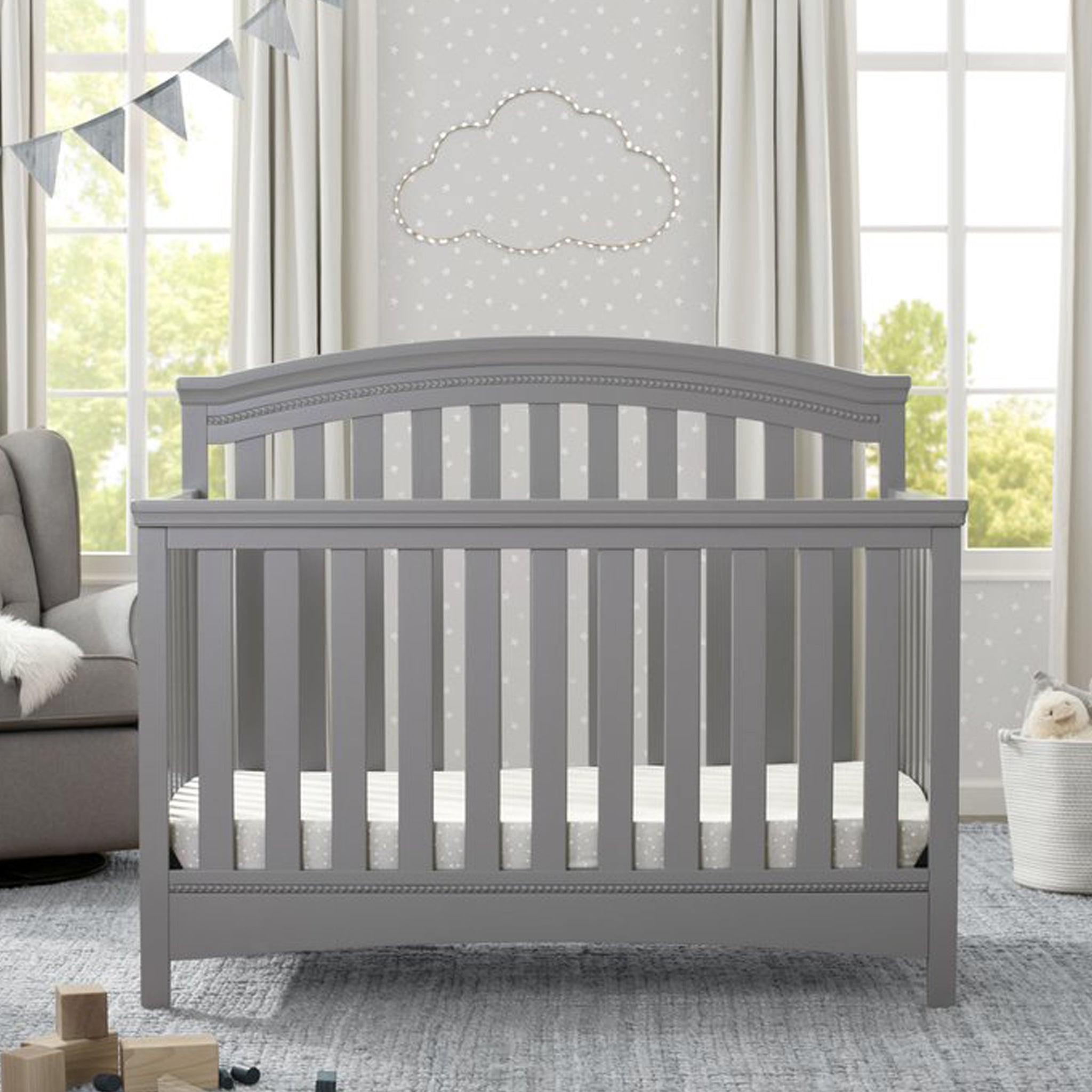Emerson 4-in-1 Crib