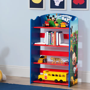 Mickey Mouse Bookshelf