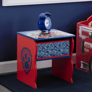 PAW Patrol Side Table with Storage