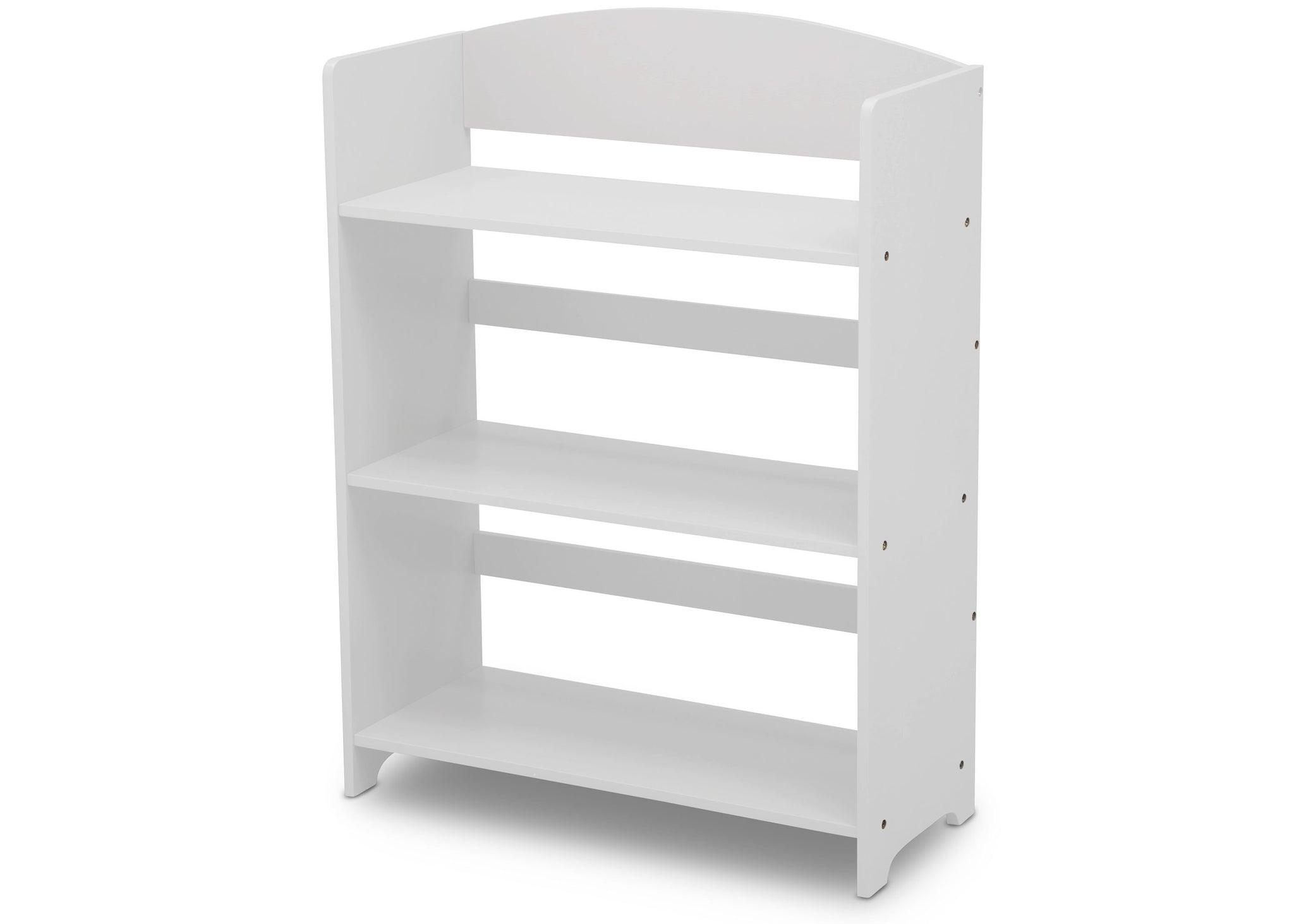 Delta Children Bianca (130) MySize Bookshelf, Left Angle, b4b