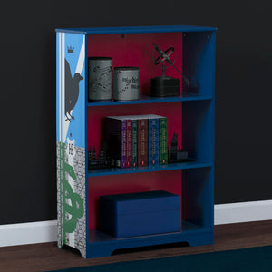 Harry Potter Deluxe 3-Shelf Bookcase