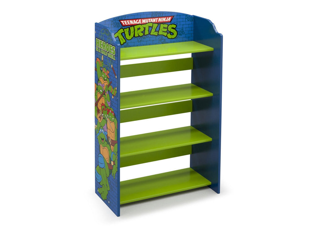 Teenage Mutant Ninja Turtles Bookshelf Delta Children