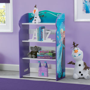 Delta Children Frozen Bookshelf, Hangtag, a1a