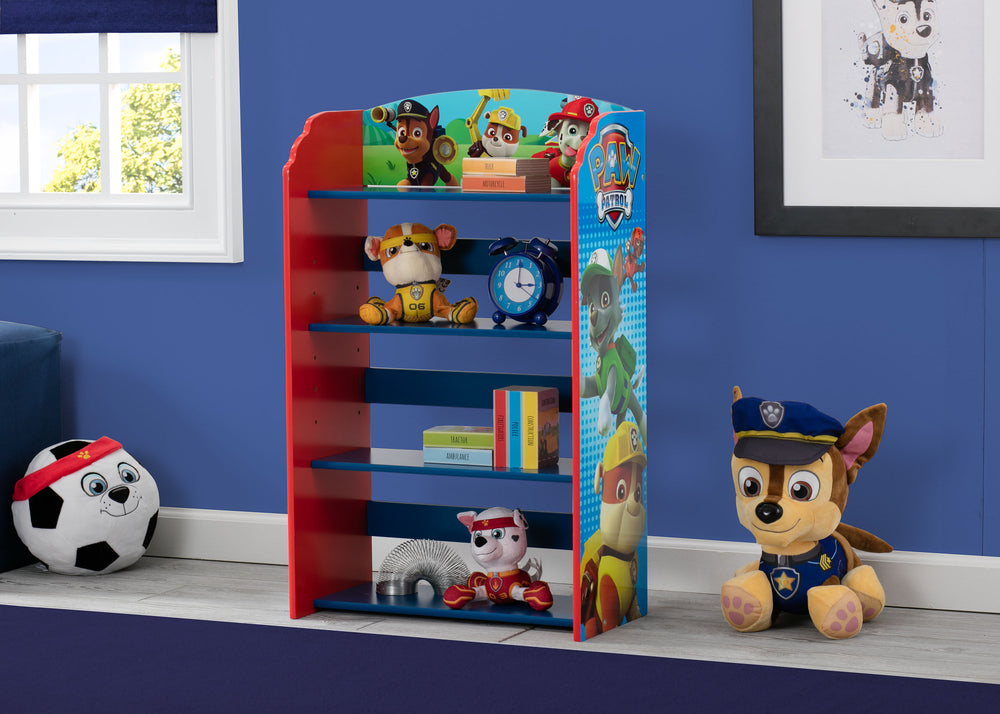 PAW Patrol Bookshelf Delta Children