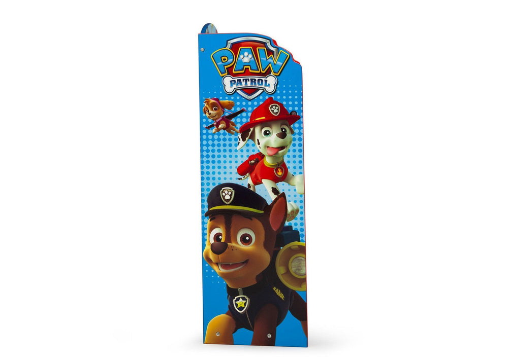 Delta Children Paw Patrol Bookshelf Full Right View