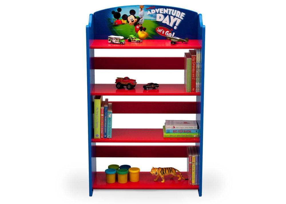 the best attitude b62f9 f7cbf Mickey Mouse Bookshelf – Delta Children