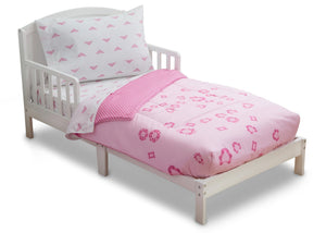 Girls Soft Kids Area Rug, Princess Gingham (2008) h3h