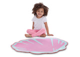 Delta Children Seashell (3013) Non-Slip Area Rug for Boys, Model View