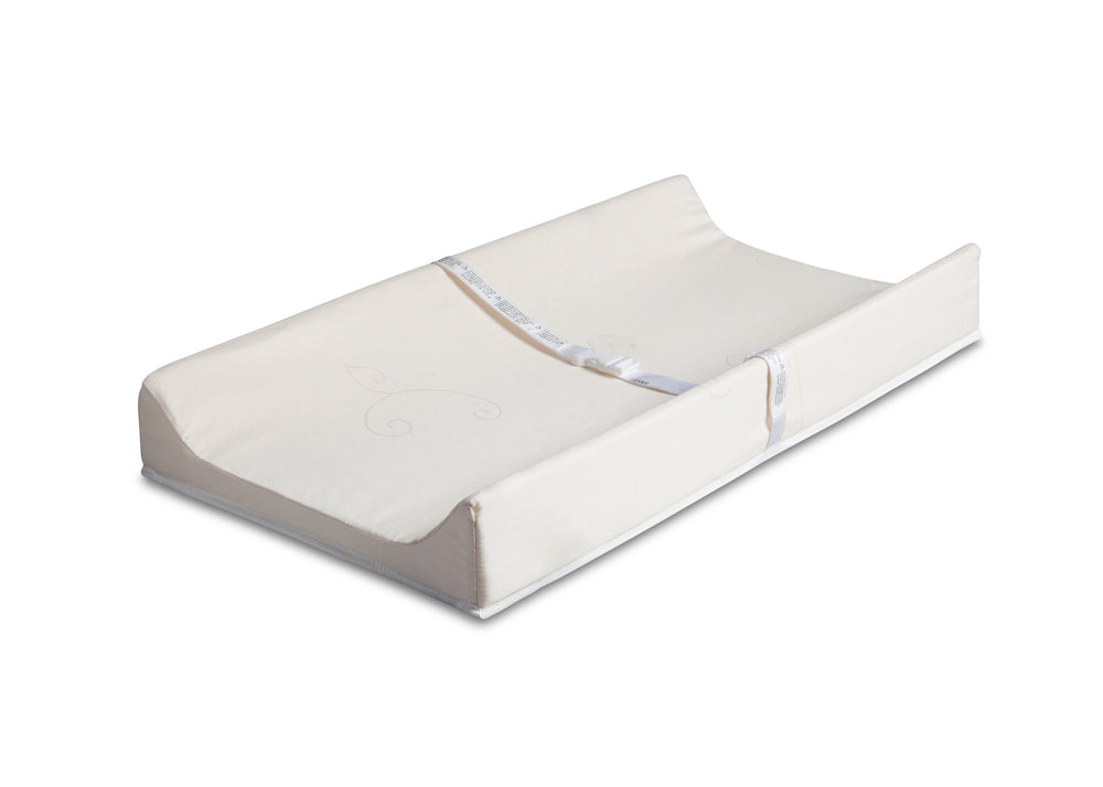 Simmons Kids BeautySleep Natural Contoured Changing Pad (H59750-0100), a1a