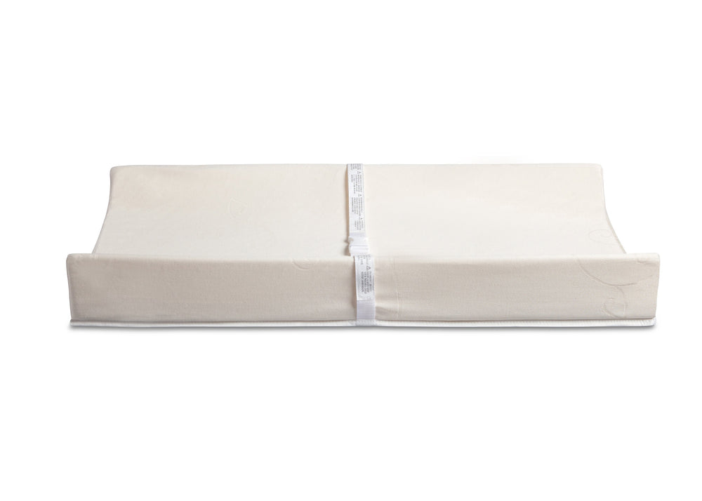 Simmons Kids BeautySleep Natural Contoured Changing Pad (H59750-0100), a2a