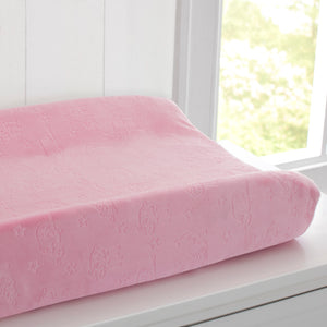 Perfect Sleeper Contoured Changing Pad with Plush Cover