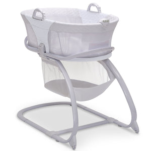 2-in-1 Moses Basket Bedside Bassinet Sleeper