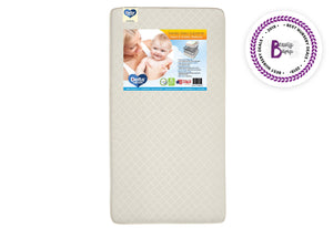 Delta Children Twinkle Stars Supreme Crib and Toddler Mattress, Main View No Color (NO)