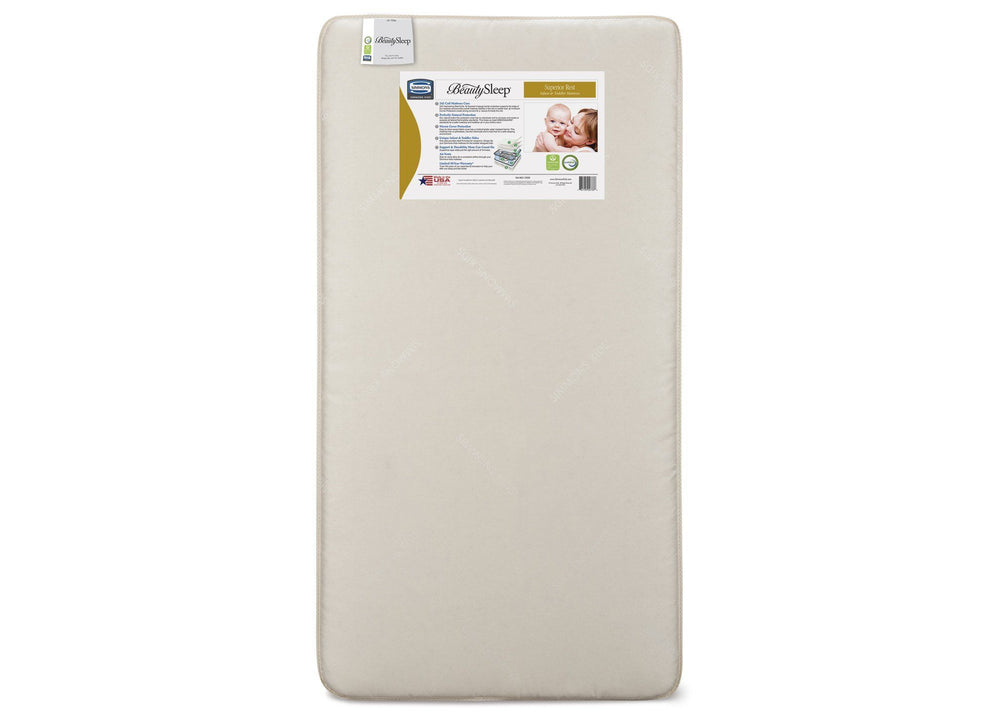 Simmons Kids 174 Superior Rest Infant Amp Toddler Mattress