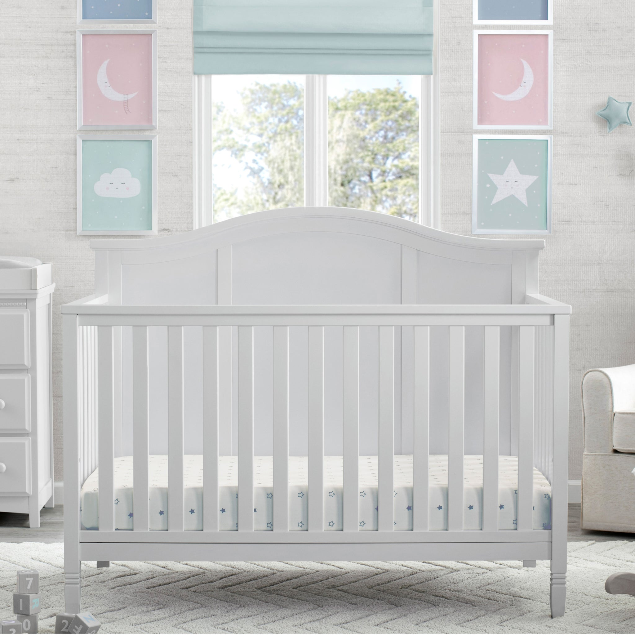 Madrid 4-in-1 Crib