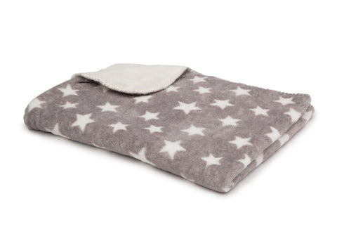 "Soft Fleece Baby Blanket for Strollers, 29.5"" x 39.5"""