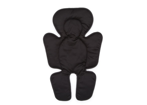 Universal Cushioned Knit Stroller Liner, Black
