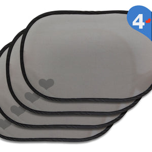 Delta Children Car Window Sun Shades (4-Pack), Main View