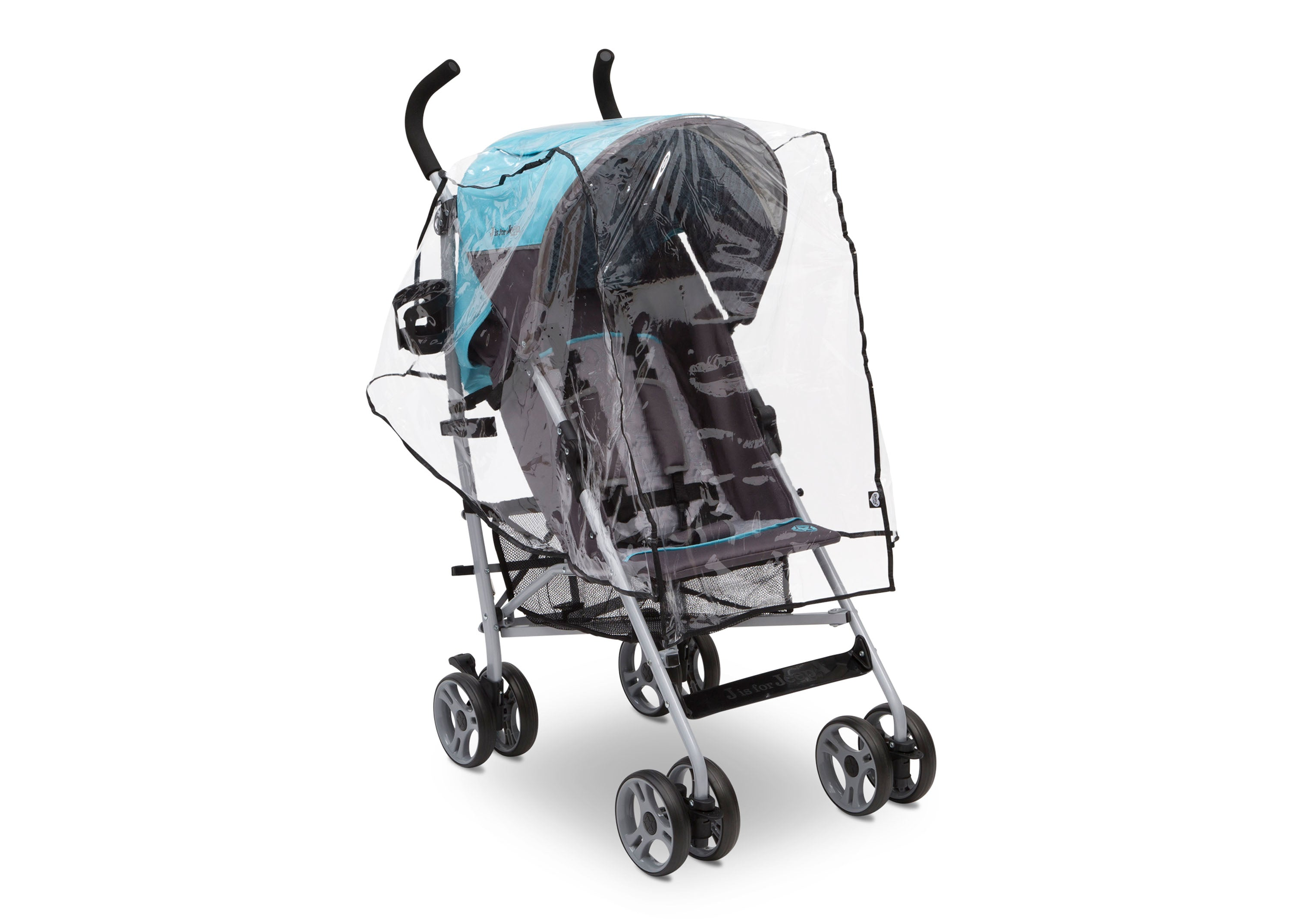 Jeep Side By Side Stroller Weather Shield New Free Shipping!