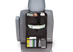 Delta Children Black (001) Backseat Car Organizer Seat View a4a