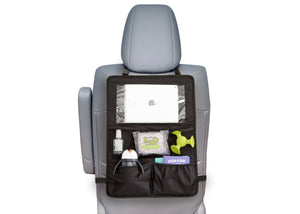 Delta Children Black (001) Deluxe Backseat Car Organizer Seat View a4a