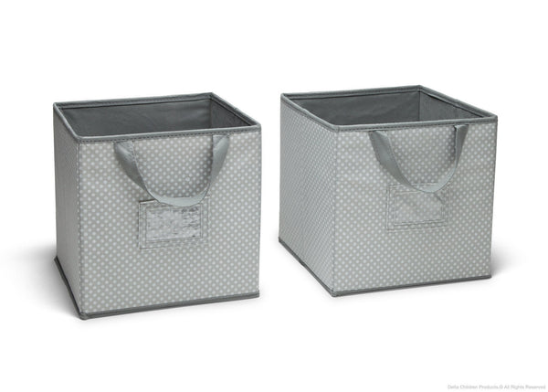 2 Piece Storage Cube Set