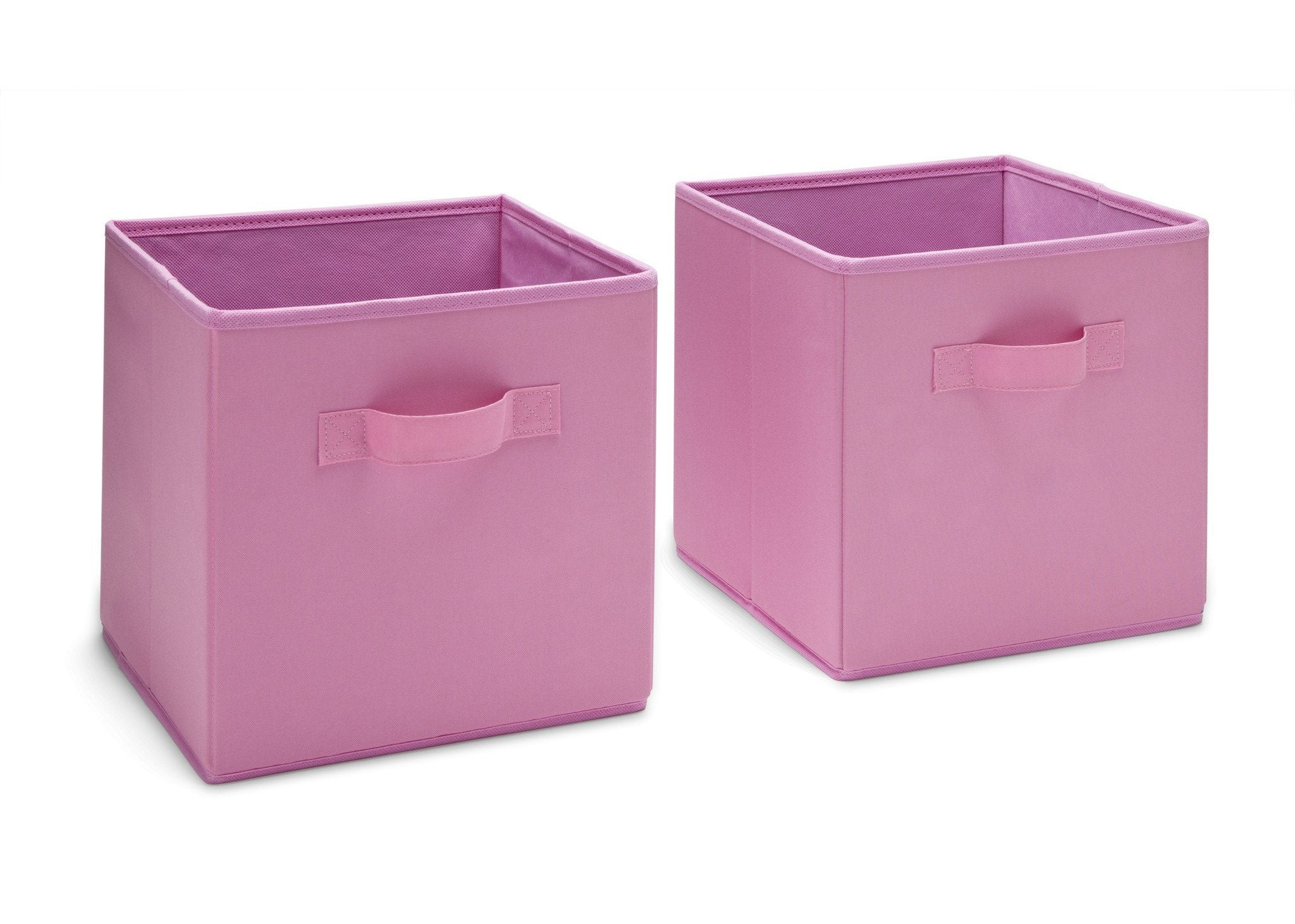 Delta Children Pink (654) 2 Storage Cubes d1d