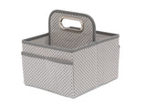 Delta Children Cool Grey (063) Portable Nursery Caddy b1b