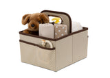Delta Children Beige (250) Portable Nursery Caddy c2c