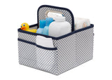 Delta Children Navy (417) Portable Nursery Caddy d2d