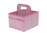 Delta Children Barely Pink (689) Portable Nursery Caddy e1e