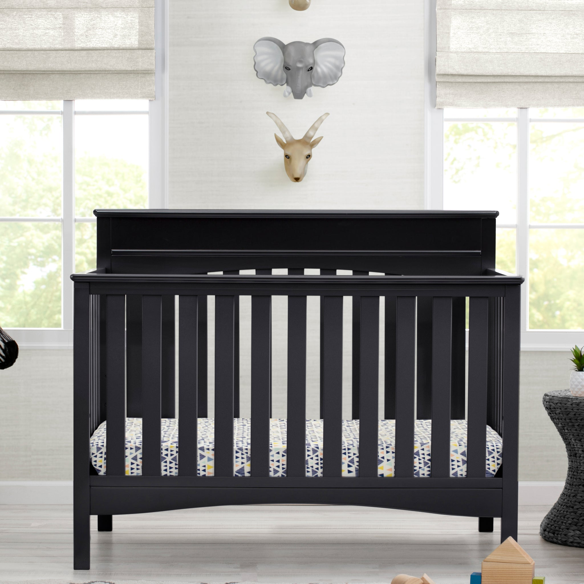 Skylar 4-in-1 Convertible Crib