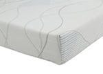 BeautySleep KIDS Acadia 8-inch Twin Memory Foam Mattress (T80200-1500), corner view a1a