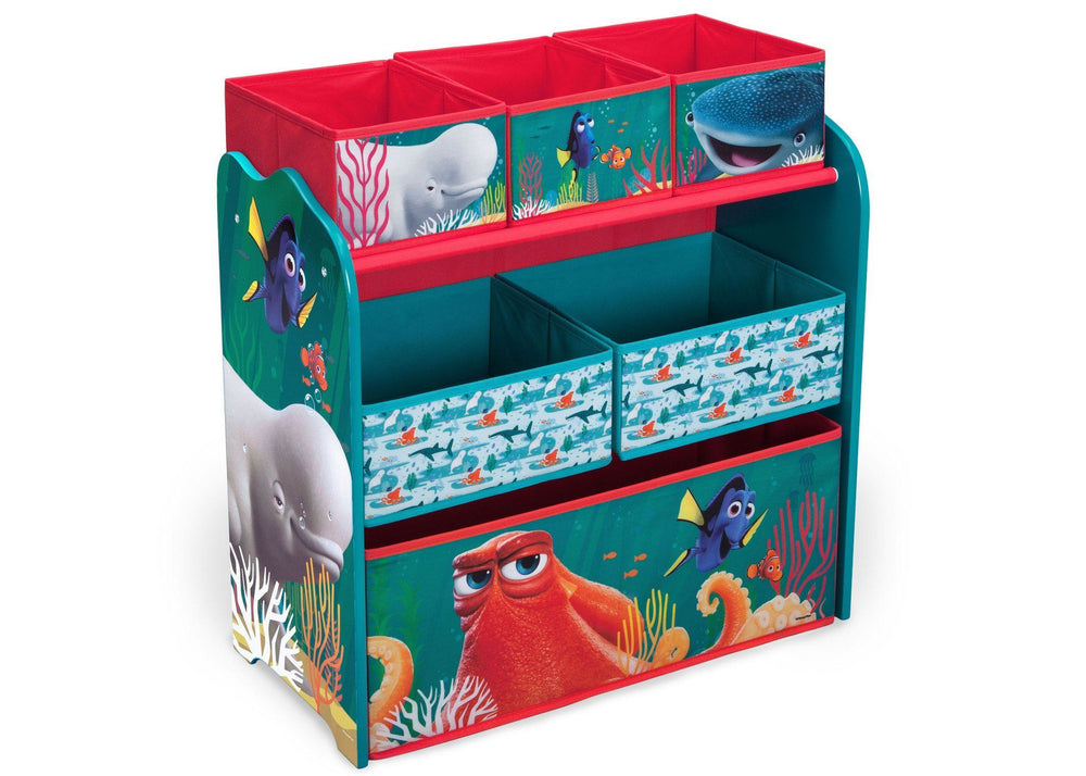 Finding Dory Multi Bin Toy Organizer Delta Children