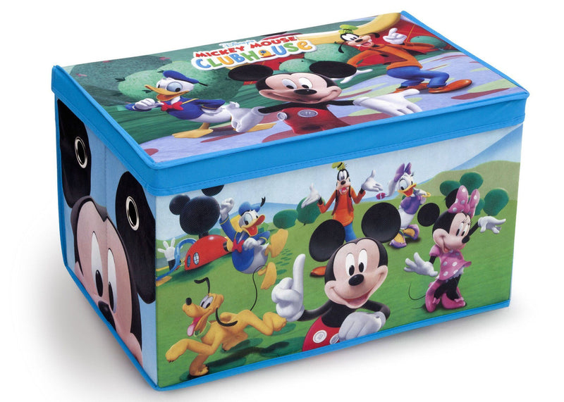 Mickey Mouse Wooden Double Sided Activity Easel Delta
