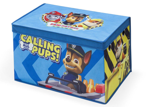 Paw Patrol Toy Organizer Bin Cubby Kids Child Storage Box: PAW Patrol Toy Box