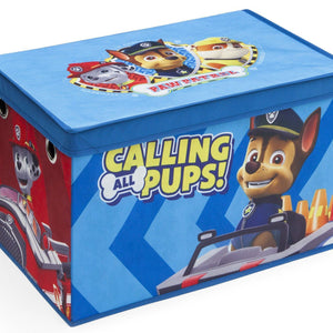 Delta Children Nick Jr. PAW Patrol Toy Box, Right View a1a