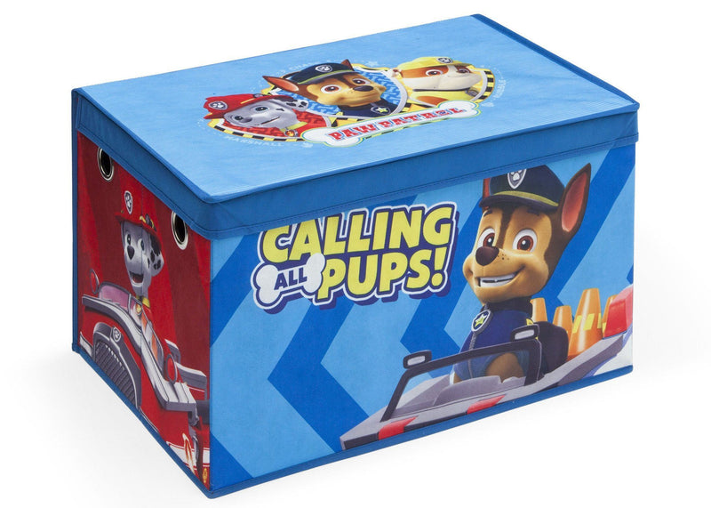 Paw Patrol Plastic Toddler Bed Delta Children