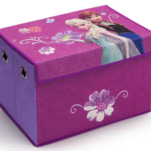 Delta Children Disney Frozen Toy Box, Right View a1a