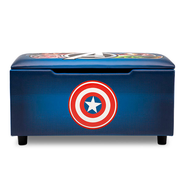 Avengers Storage Bench