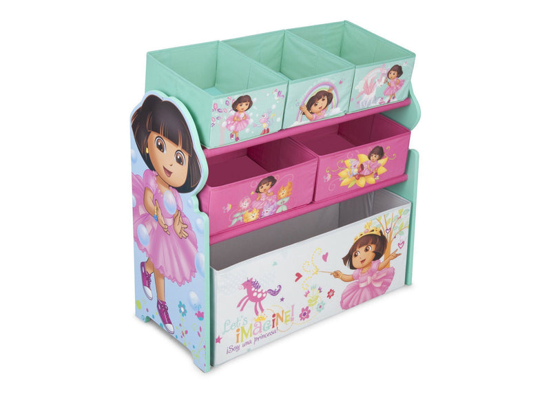 Dora Toddler Bed – Delta Children