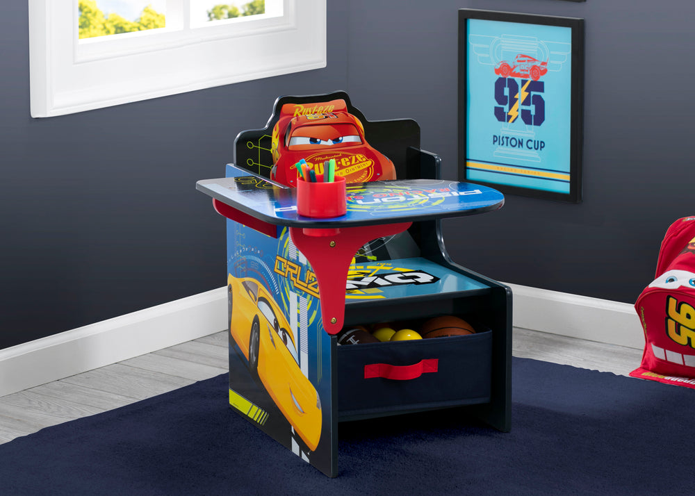 Swell Cars Chair Desk With Storage Bin Delta Children Pdpeps Interior Chair Design Pdpepsorg