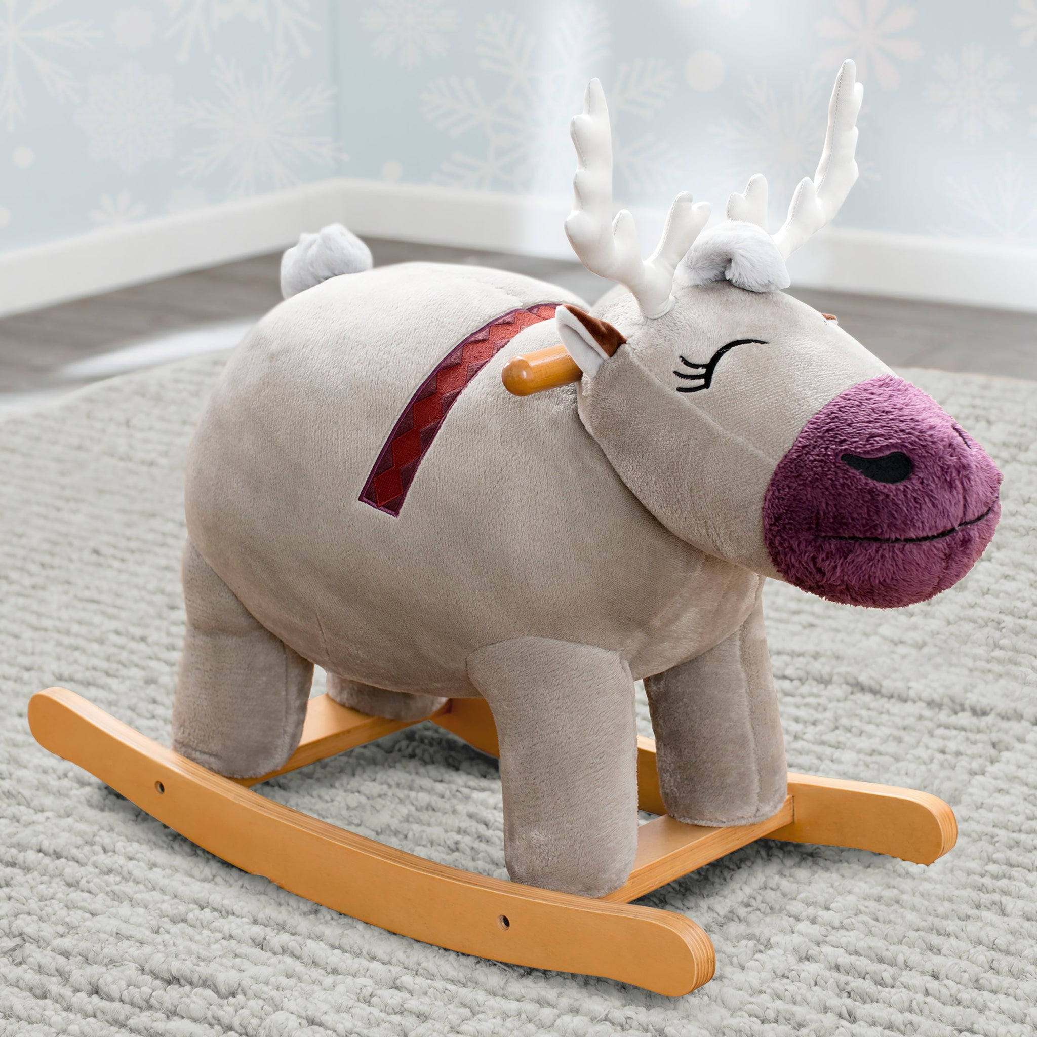 Frozen II Sven Plush Rocker