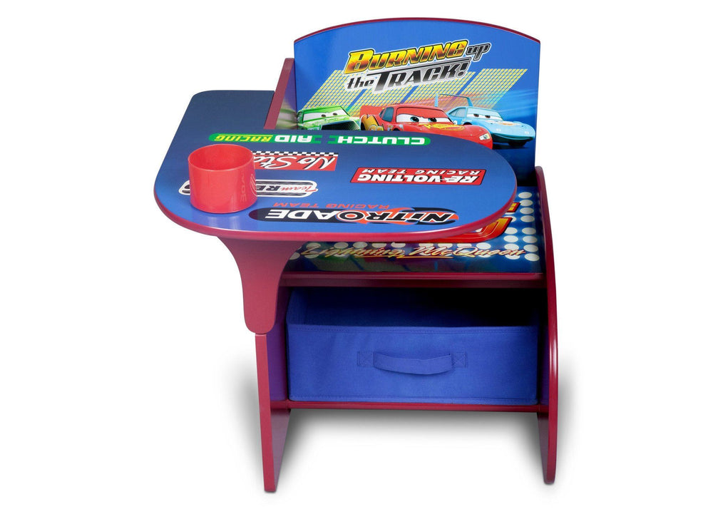 Outstanding Cars Chair Desk With Storage Bin Delta Children Pdpeps Interior Chair Design Pdpepsorg